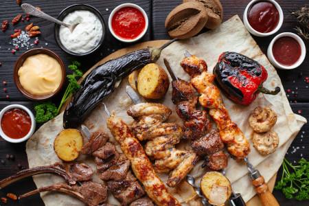 healthy substitutes for foods that seniors avoid - avoid BBQs
